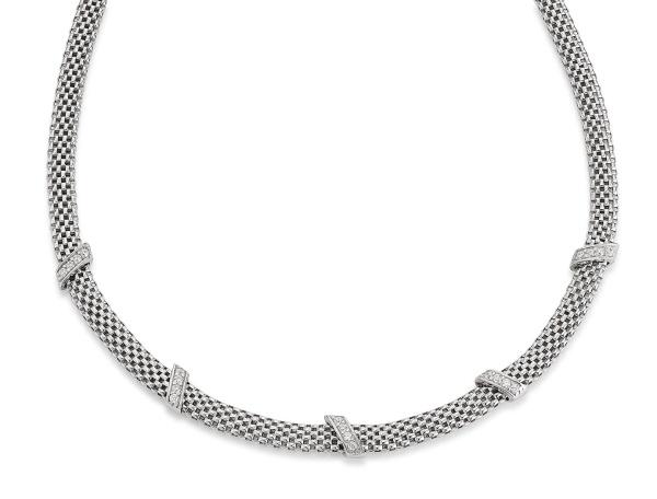 Collier 925 Silber K10626