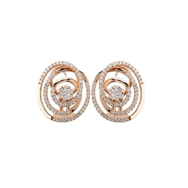 Diamantohrringe 585 Gold 102152