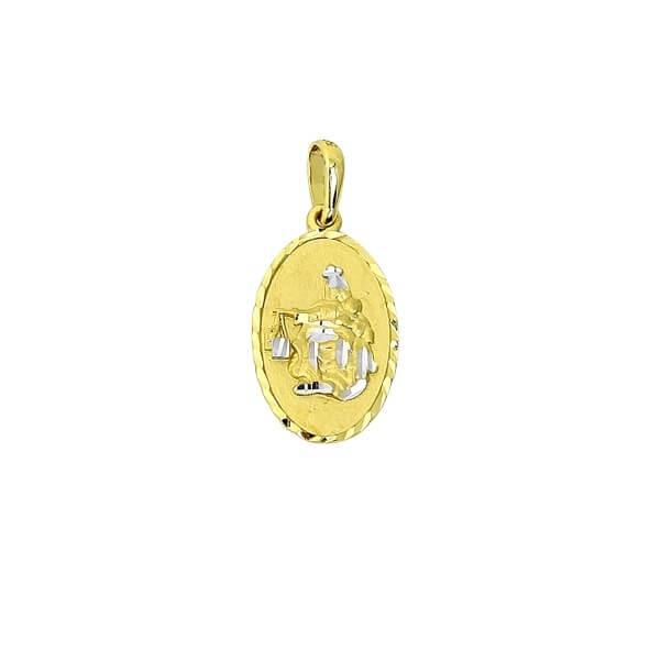 Anhänger Jungfrau Maria 585 Gold MIL15273