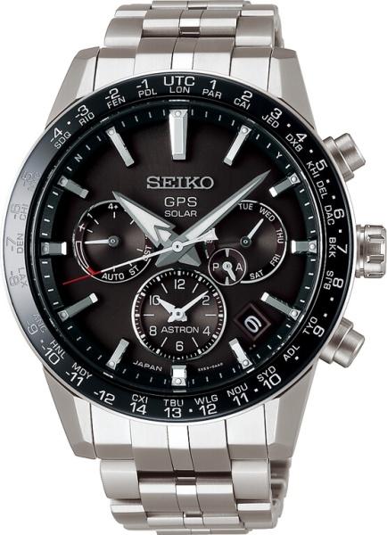 Seiko Astron SSH003J1 Dual Time