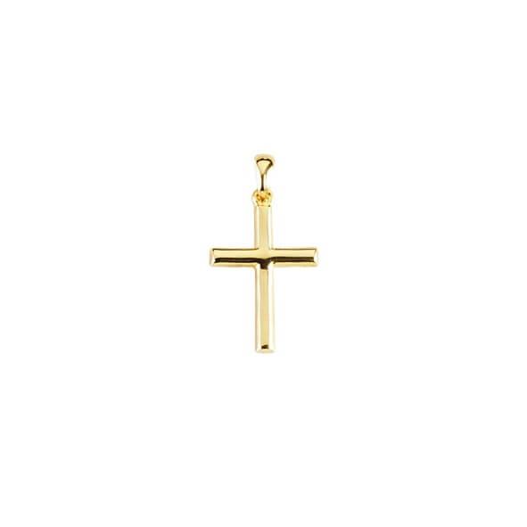 Anhänger Kreuz 585 Gold MIL15416