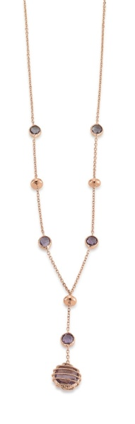 Amethyst Collier 585 Gold 105750