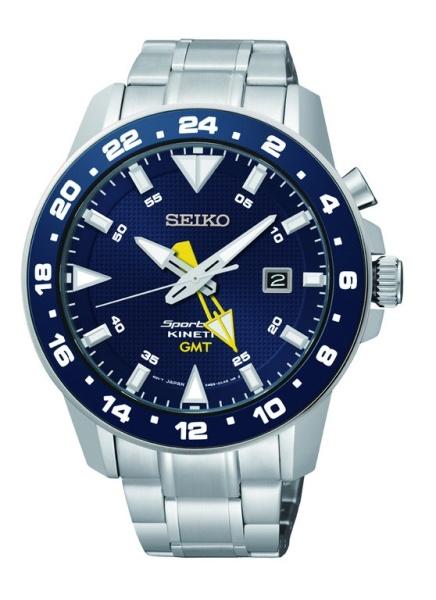 Seiko Sportura Kinetic GMT SUN017P1