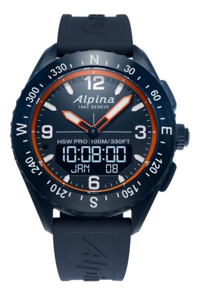 AlpinerX Smartwatch AL-283LNO5NAQ6