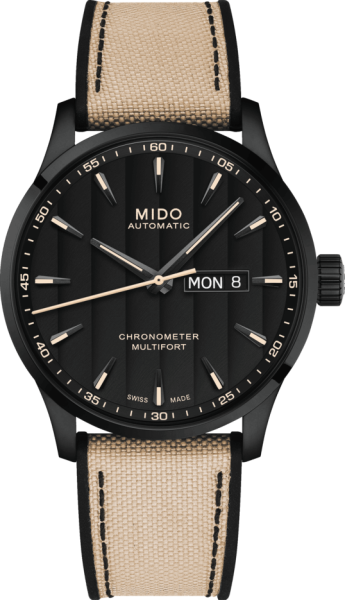 Mido Multifort M038.431.37.051.09 Chronometer