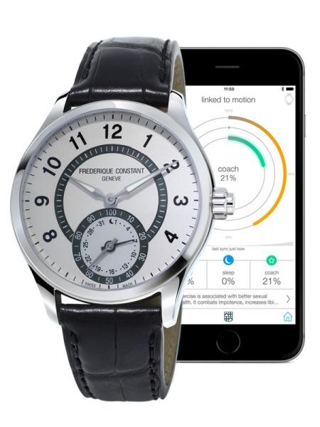 Frederique Constant Smartwatch FC-285SDG5B6