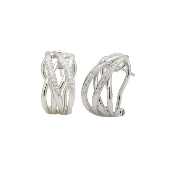 Diamantohrringe 585 Gold 102147