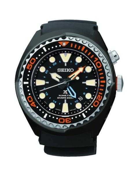 Seiko Prospex Kinetic GMT Divers SUN023P1