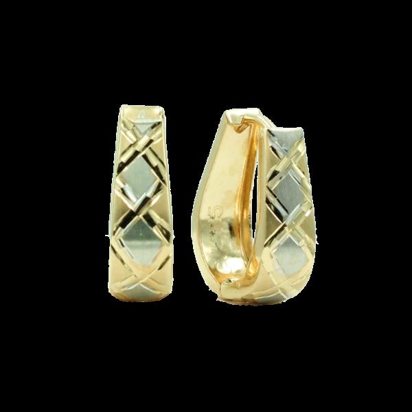 Ohrringe 585 Gold E10060