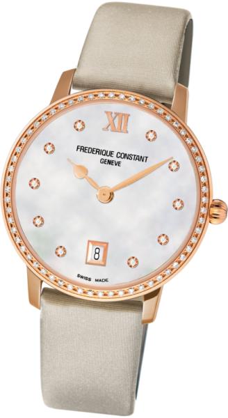 Frederique Constant Slimline FC-220MPW4SD34