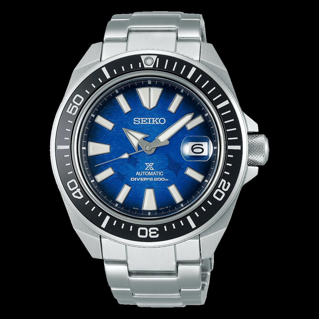Seiko Prospex SRPE33P1 King Samurai Save the Ocean