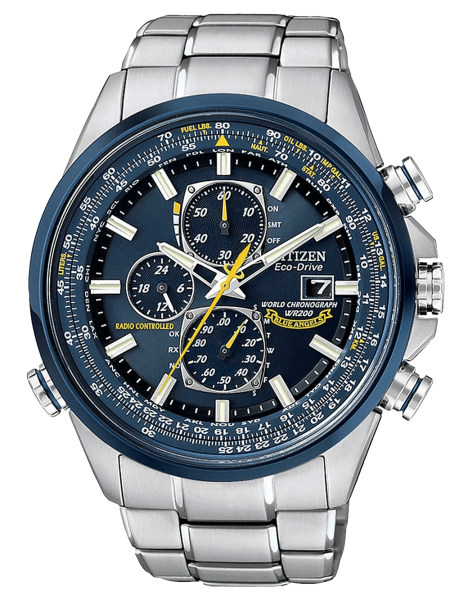 Citizen Eco-Drive Blue Angel AT8020-54L