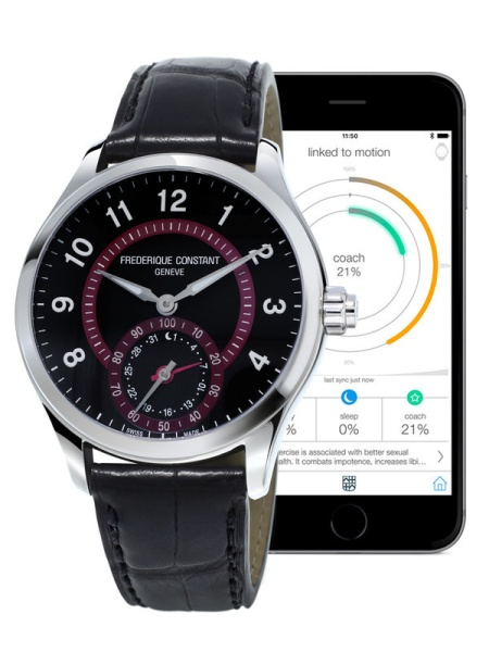 Frederique Constant Smartwatch FC-285BBR5B6