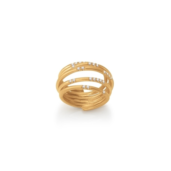 Desert Gold Ring F1715