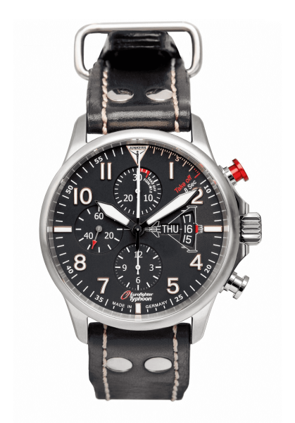 Junkers Eurofighter Automatik 6826-5 Limited Edition