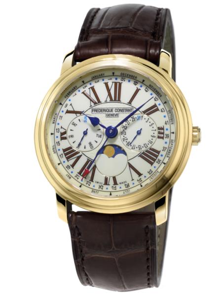 Frederique Constant Business Timer FC-270EM4P5