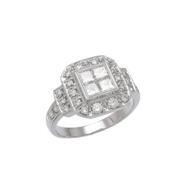 Diamantring 585 Gold 102107