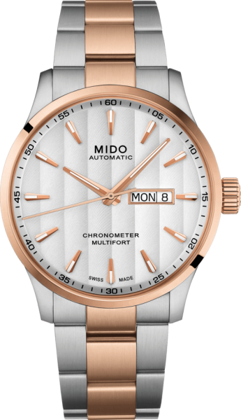 Mido Multifort M038.431.22.031.00 Chronometer