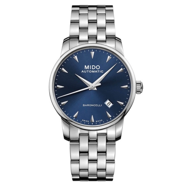 Mido Baroncelli M8600.4.15.1 Midnight Blue