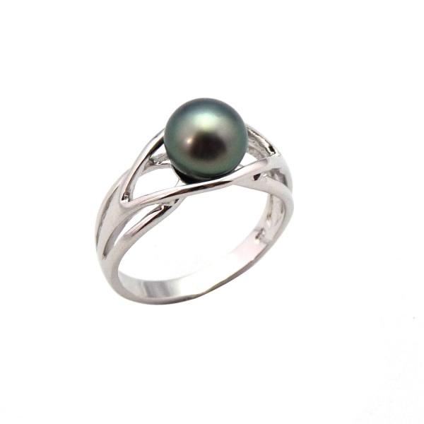 Ring Black Pearl BG01