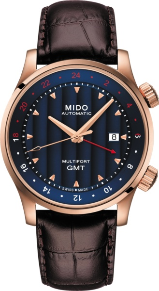 Mido Multifort M005.929.36.041.00 GMT