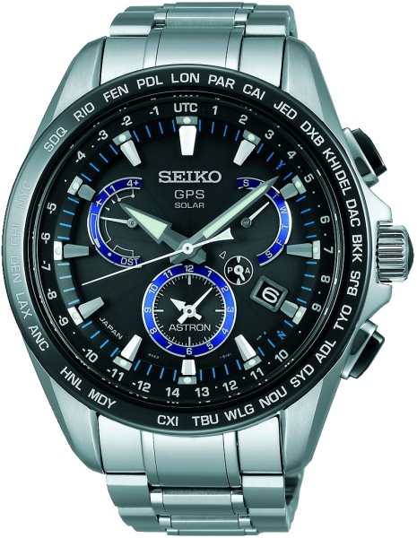 Seiko Astron Dual Time SSE101J1