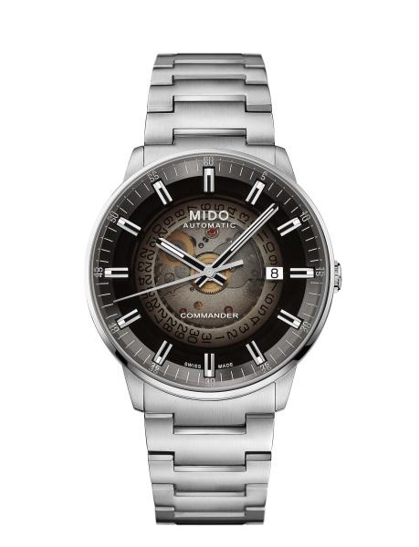 Mido Commander M021.407.11.411.00 Gradient