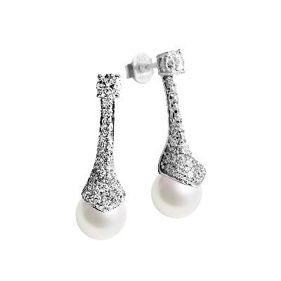 Ohrringe Pearls 62/1537/1/111