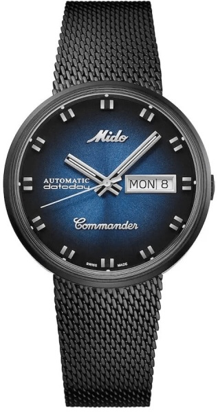 Mido Commander M8429.3.25.11 Shade Black