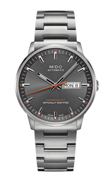 Mido Commander M021.431.11.061.01 Chronometer