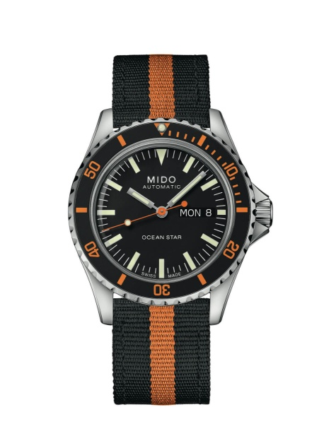 Mido Ocean Star Tribute M026.830.11.051.01 Limited Edition
