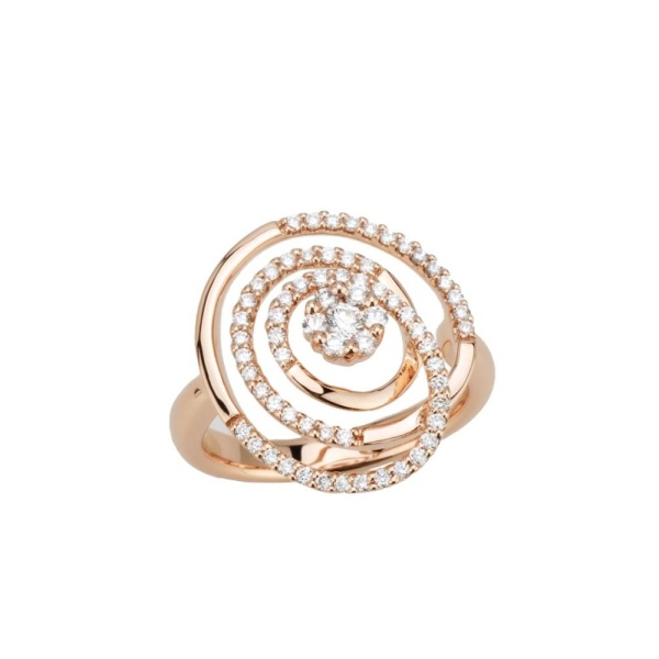 Diamantring 585 Gold 102117