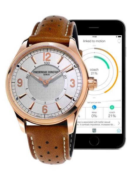 Frederique Constant Smartwatch FC-282AS5B4