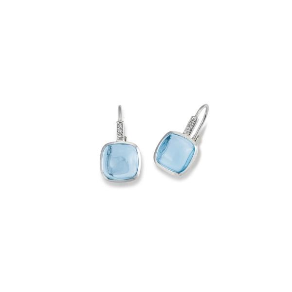 Diamantohrhänger 585 Gold 104852