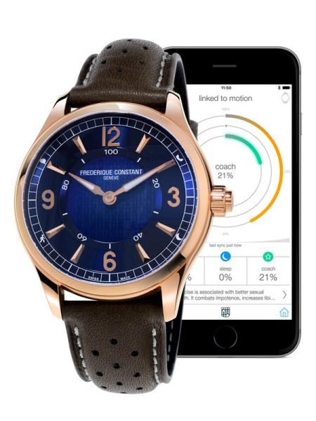 Frederique Constant Smartwatch FC-282AN5B4