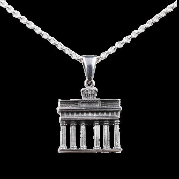 Anhänger Brandenburger Tor inkl. Halskette