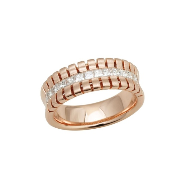 Diamantring 585 Gold 102125