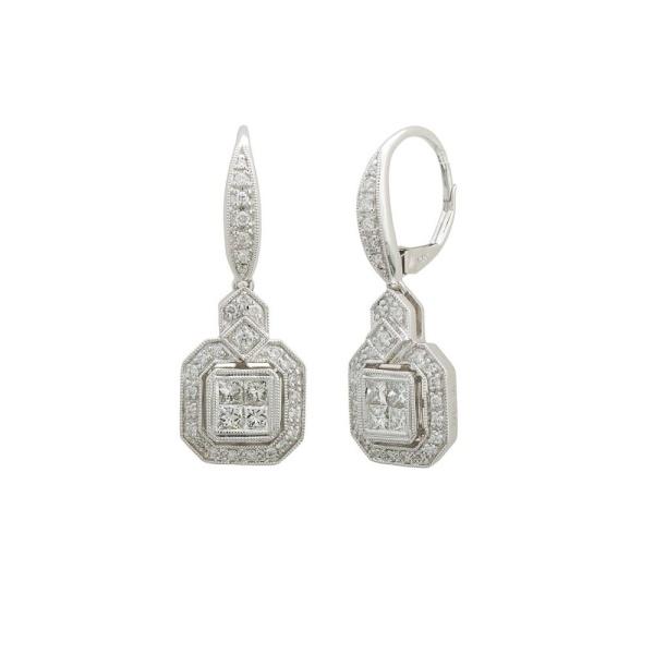 Diamantohrringe 585 Gold 102148