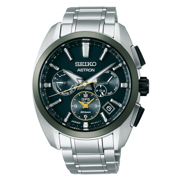 Seiko Astron SSH071J1 Dual Time Limited Edition