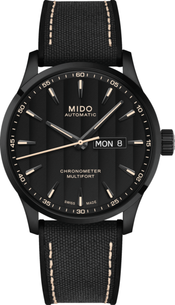 Mido Multifort M038.431.37.051.00 Chronometer